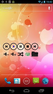 Simple MP3 widget Player 1.5.0 APK + MOD Download 1