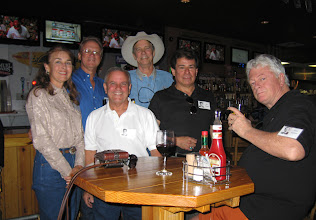 Photo: Beth Kopplow, Larry Perkins, Terry Dietz, Kenny Kopplow, John Cockerell, Dickie Kendrick