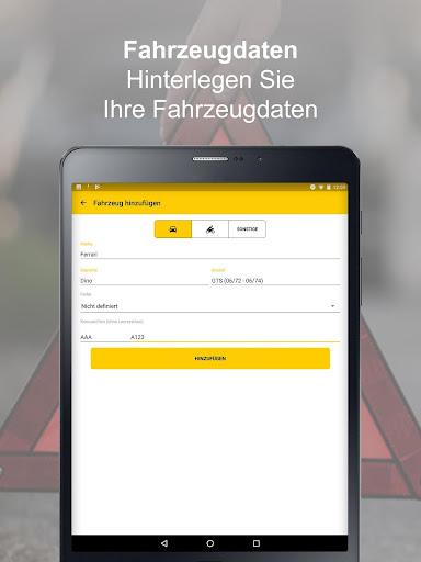 ADAC Pannenhilfe 2.4.3 screenshots 9