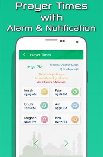 Prayer Times: Qibla Quran Azan