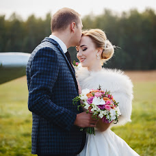 Wedding photographer Tatyana Pyzhenkova (Pyzhenkova). Photo of 24.09.2017