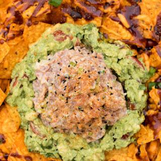 Almost Copycat Wasabi Juan's Spicy Tuna Nachos