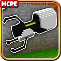 3d Portal Gun Mod MC Pocket Edition icon