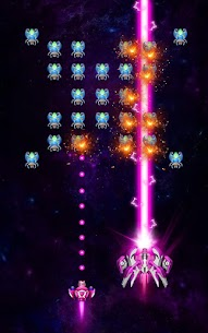Space Shooter Galaxy Attack Mod Apk 1.424 (Unlimited Money) 8