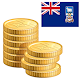 Coins from Falkland Islands (app)