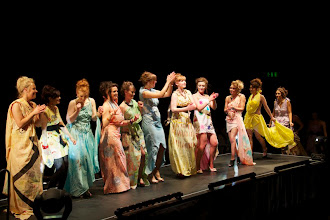 Photo: Burnley celebrate Fairtrade Fortnight with a fashion show