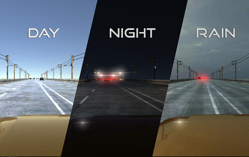 VR Racer: Highway Traffic 360 for Cardboard VR 1.1.14 9