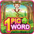 1 Pic 1 Word : Free Offline Picture to Word Game apk