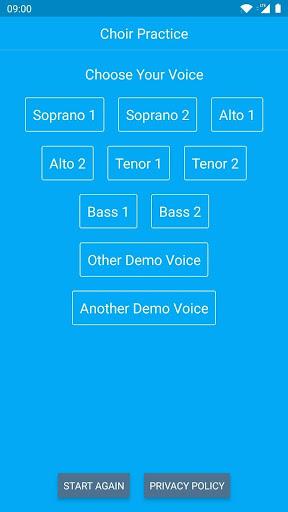 Choir Practice - The Choir App ss3