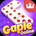 Gaple-Domino QiuQiu Poker Capsa Ceme Game Online icon
