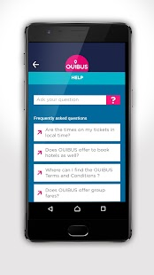 OUIBUS – Travel by bus- screenshot thumbnail