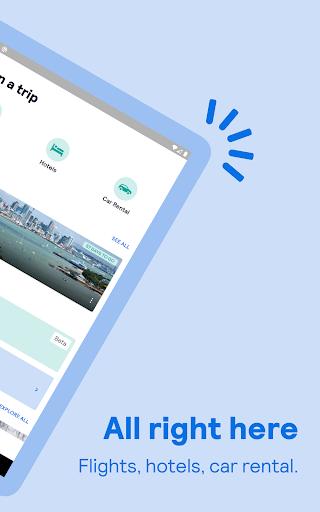 Skyscanner – cheap flights, hotels and car rental screenshot 18