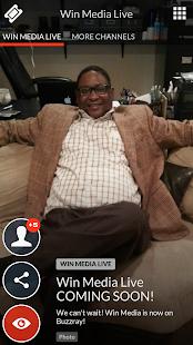 Win Media Live (WML) - náhled
