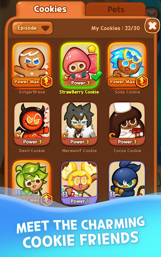 Cookie Run: Puzzle World 2.0.0 screenshots 22
