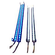 LED Side Strips Lit