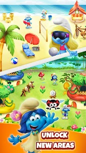 Smurfs Bubble Shooter Story 5