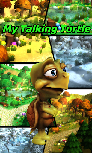My Talking Turtle 1.0.10 screenshots 2