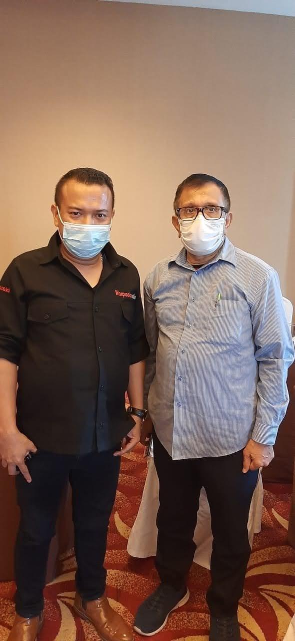 Suka Duka Roy Bangun Sang Jurnalis, Dari Bergaji Dollar Hingga Incaran Sniper