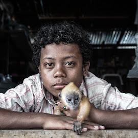 by Vijiakumar Shunmugam - Babies & Children Child Portraits
