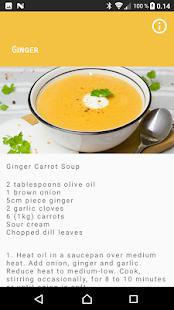 SpiceCabinet - Ginger - náhled