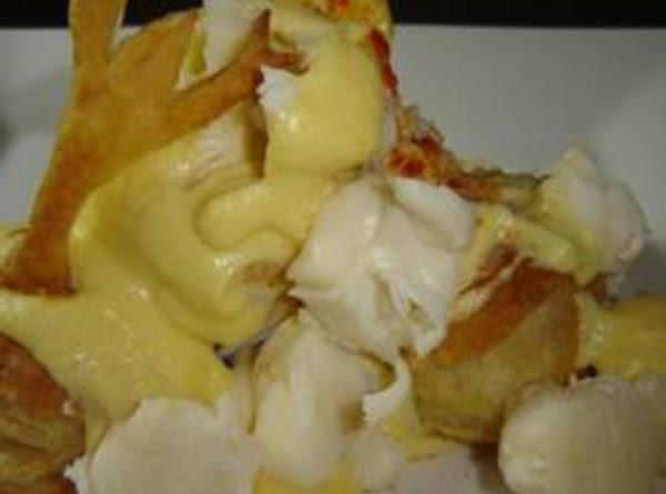 Lobster A La Newburg Recipe