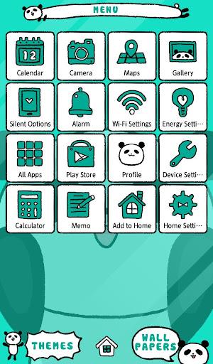 Wallpaper Trapped Panda Theme 1.0.0 Windows u7528 2