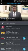 Screenshot of TWC TV®