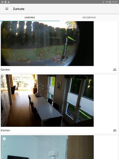 Zuricate Video Surveillance 1.12.1 screenshots 9
