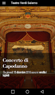 Teatro Verdi Salerno- screenshot thumbnail