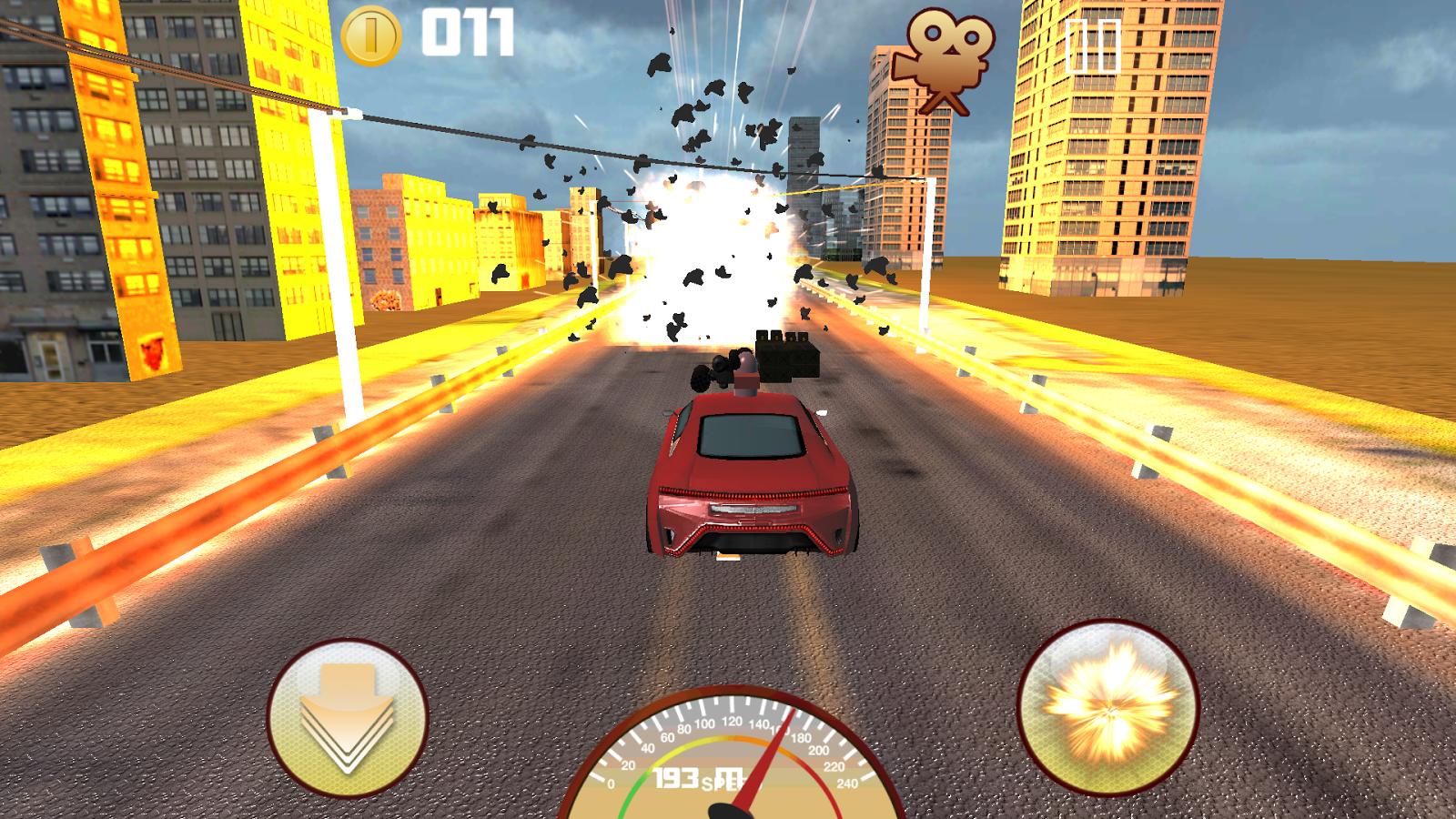 Combat-Traffic-Race-Hero 22