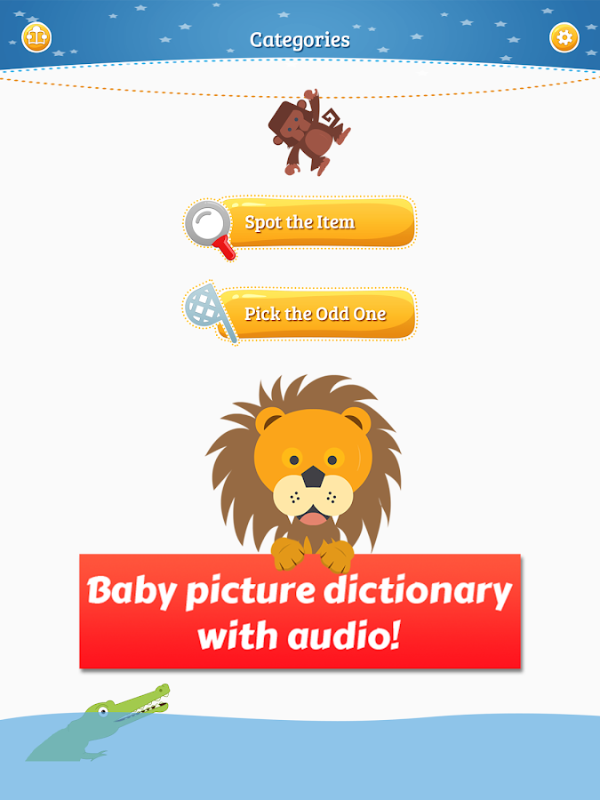 My First Words for Toddlers- screenshot