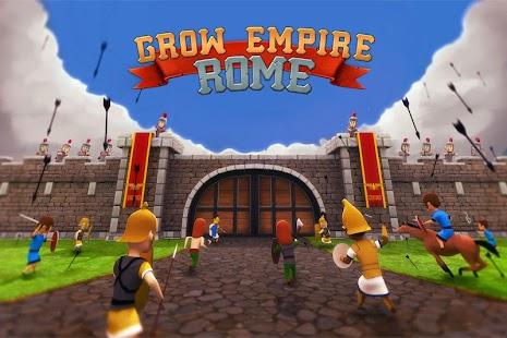 Grow Empire: Rome Ekran Görüntüsü