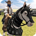 Horse Racing 3D Derby Quest Horse Games Simulator icon