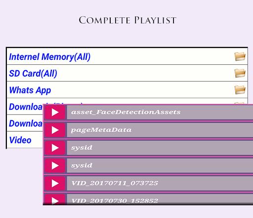 Mp4 Player 1.9 screenshots 3