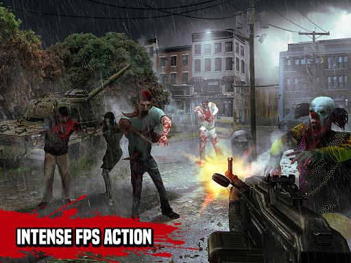 Zombie Hunter Sniper: Last Apocalypse Shooter apkpoly screenshots 8