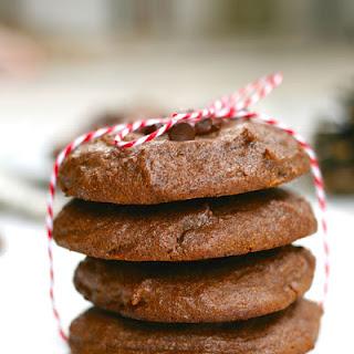 Gluten-free Chocolate Peanut-butter Cookies