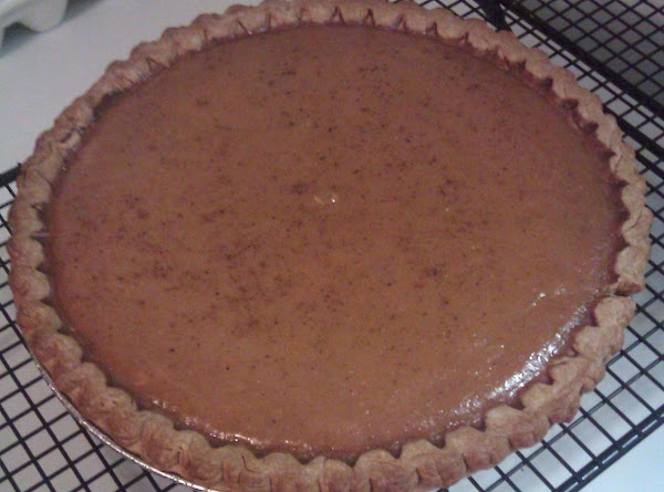 Fresh Homemade Pumpkin Pie Recipe