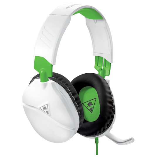 Turtle Beach Recon 70x Gaming Headset (Xbox One, PS4, Nintendo Switch, PC & Mobile) White