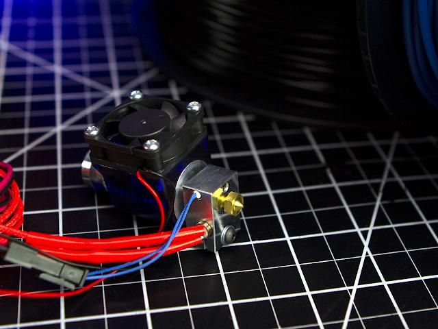 E3D V6 Heater Block for Sensor Cartridges