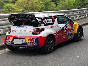 DS3  レーシングWRC改のカスタム事例画像 コルトロさんの2020年05月04日18:28の投稿