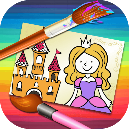 Fairy Tale Coloring Book Apps Apk Free Download For Android PC Windows