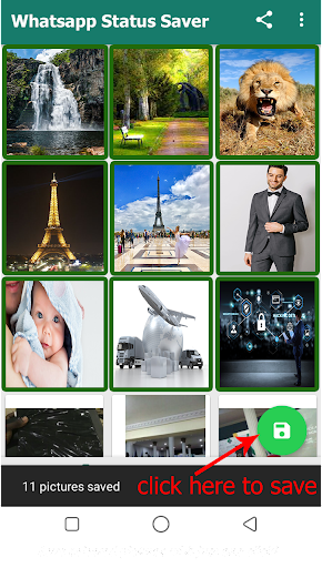 Status Saver : Download status for whatsapp 2020 1.8 screenshots 10