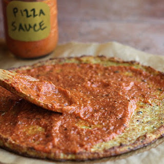 Healthy Homemade Pizza Sauce