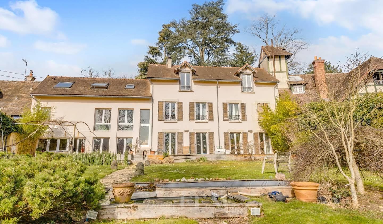 Maison avec jardin et terrasse Jouy-en-Josas