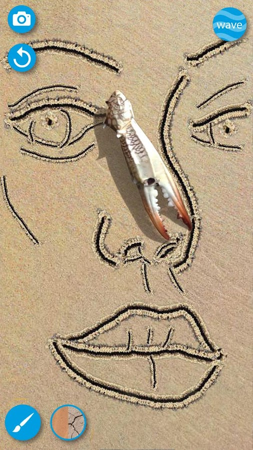 ✔Sand Draw: Sketch & Draw Art- screenshot