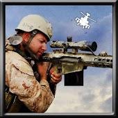 Terrorists Vs Army:GUN DEAD
