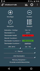 Überstunden pro working time calculator the app for managing