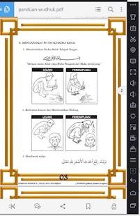 Belajar Sholat Fardu&Sunnah - náhled