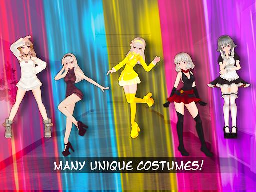 Kawaii Legend: Conquest of Magic RPG Anime Games 1.0.4 screenshots 14