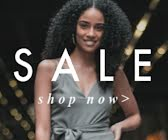 Maria Clothing Sale Shop Now - Large Rectangle Ad Template